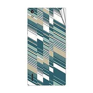 Garmor Designer Mobile Skin Sticker For Huawei C8817E - Mobile Sticker