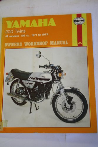 Yamaha Ag 200 Service Workshop Manual