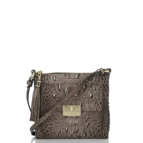 Mimosa Crossbody<br>Melbourne Anthracite