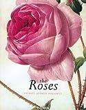 echange, troc Pierre Joseph Redoute - THE ROSES. Edition français-anglais-allemand