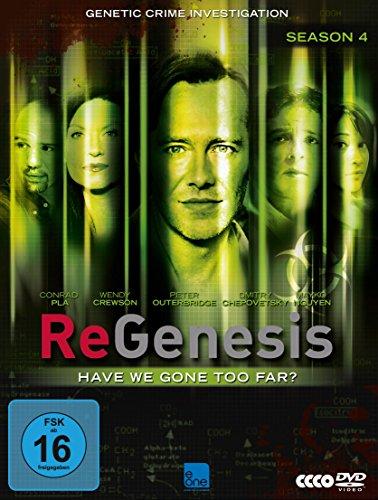 ReGenesis - Season 4 [4 DVDs]