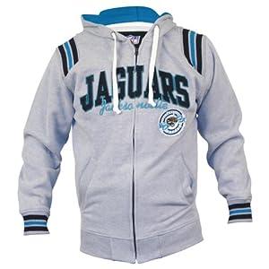 NFL Old School Look Full Zip Hooded Sweat Shirt by NFL