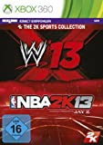 2 in 1 XB360 NBA 2K13 + WWE 13 [German Version]