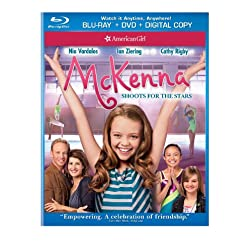 An American Girl: McKenna Shoots for the Stars (Two-Disc Combo Pack: Blu-ray + DVD + Digital Copy + UltraViolet)