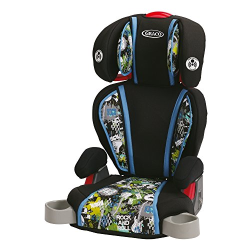 graco high back turbo booster seat rock out baby nursery outlet. Black Bedroom Furniture Sets. Home Design Ideas