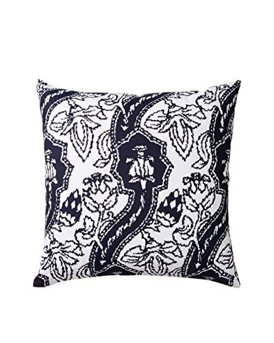 Allem Studio Kashmir Pillow, Navy