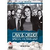 Law And Order: Special Victims Unit - Season 10 - Complete [2009] [DVD]by Christopher Meloni