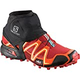 (サロモン)SALOMON TRAIL GAITERS LOW L32916600  ブラック L