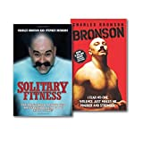 Charles Bronson Charles Bronson Collection 2 Books Set, (Solitary Fitness and Bronson)