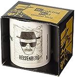 Tazza-Breaking Bad Heisenberg Wanted Mug