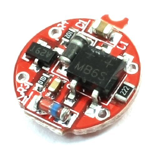 Water & Wood 1-5W Constant Current Regulated Led Driver Circuit Board Module
