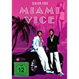 Miami Vice - Season 4 6 DVDs