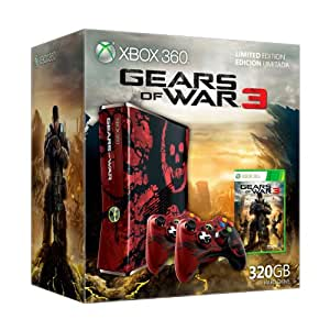 Xbox 360 Gears Of War 3 Limited Edition Bundle