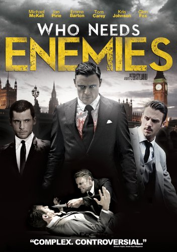 Who Needs Enemies (2013) UNRATED HDRip XviD-AQOS