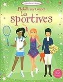 echange, troc Fiona Watt, Vicky Arrowsmith - J'habille mes amies les sportives