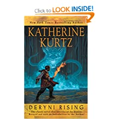 Deryni Rising (Chronicles of the Deryni) by Katherine Kurtz