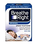 Breathe Right Nasal Strips, Large, Tan, 30-Count Box Reviews