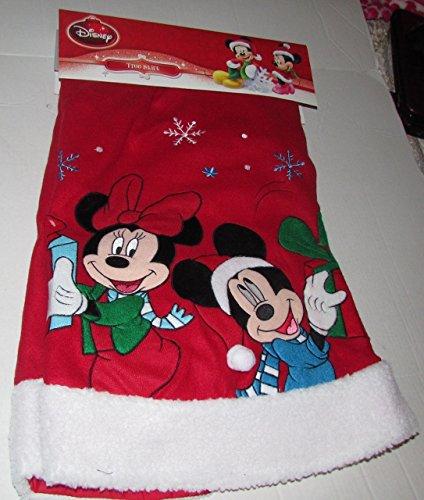 Disney Christmas Tree Skirt Lookup Beforebuying
