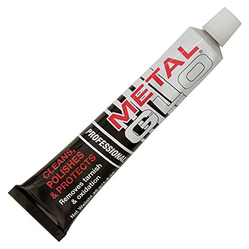 United Cutlery UC2723 Metal Glo Polishing Paste, 1.4 oz