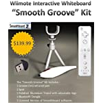 "Wii Remote Interactive Whiteboard – ""Smooth Groove"" Kit"