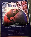 img - for Pearson Custom Business Resources book / textbook / text book