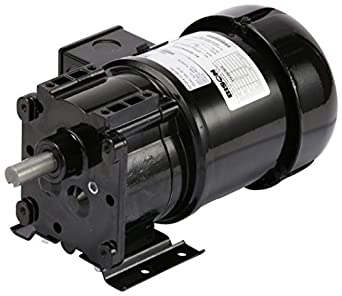 Bison 014 242 9028 Gear Motor Ip44 1 6 Hp 28 1 Ratio