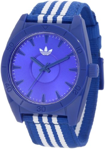 adidas Men's ADH2662 Santiago Blue Watch