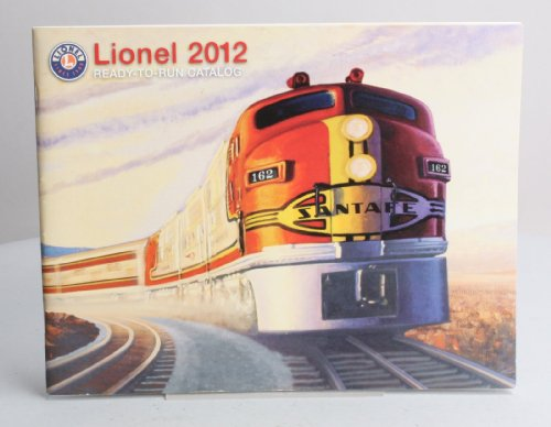 Lionel 2012 Ready-to-Run Spring Product Catalog