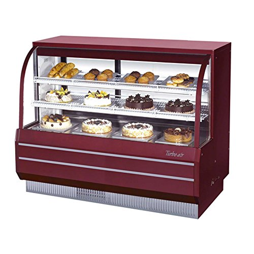 Turbo Air Bakery Cases TCGB-60-CO (Dry Bakery Display Case compare prices)