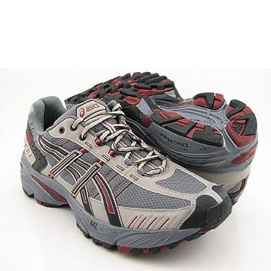 ASICS Gel-Kahana Gray Trail Running Shoes Mens 12.5