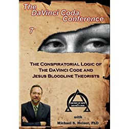 The Conspiratorial Logic of The DaVinci Code and Jesus Bloodline Theorists