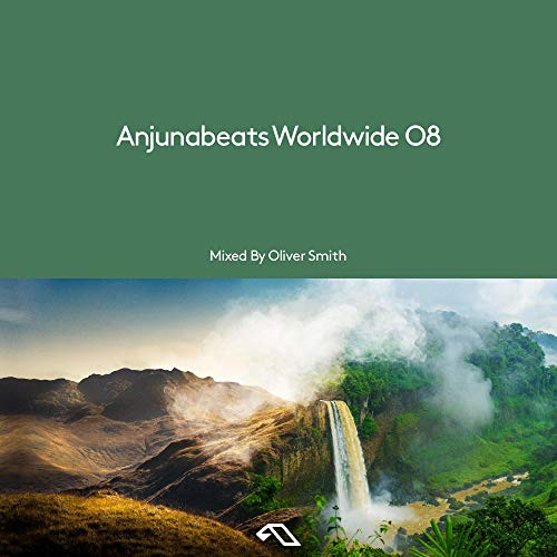 CD : VARIOUS - Anjunabeats Worldwide 08 (mixed By Oliver Smith) (CD)