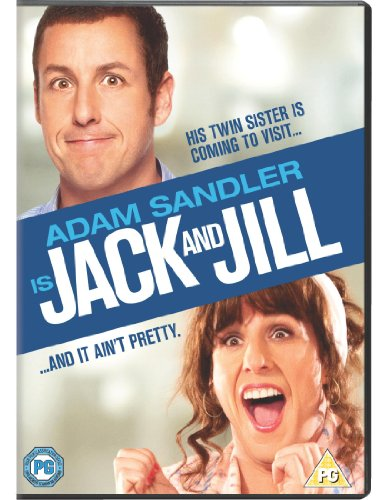 Jack and Jill (DVD + UV Copy) [2012]