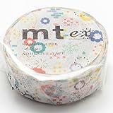 カモ井加工紙 マスキングテープex カラフルPOP MTEX1P74