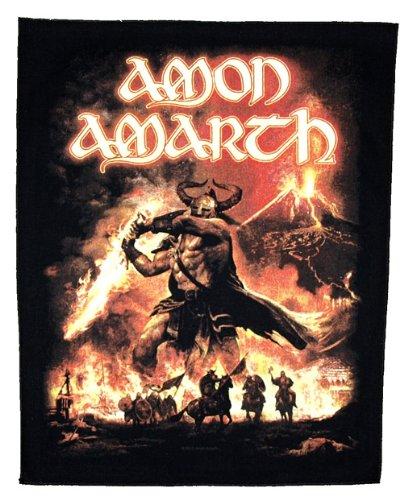 Amon Amarth toppa Surtur Rising Helloween