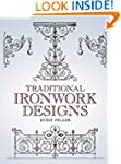 Traditional Ironwork Designs (Dover P...