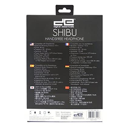 Digital-Essentials-Shibu-DEHP-3000BT-Bluetooth-Headset