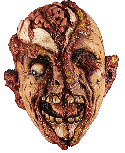 Dead Alien Zombie Halloween Masquerade Party Cosplay Latex Mask 2014 HLWMSK23