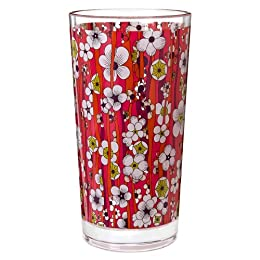 Liberty of London Dunclare Pink Large Tumbler Set of 8 : Target