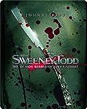 DVD & Blu-ray - Sweeney Todd - Der teuflische Barbier aus der Fleet Street (Steelbook) (exklusiv bei Amazon.de) [Blu-ray] [Limited Edition]