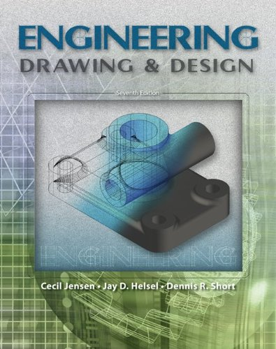 Engineering Drawing And Design - McGraw-Hill Science/Engineering/Math - 0073521515 - ISBN: 0073521515 - ISBN-13: 9780073521510