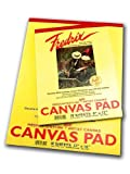 Fredrix 3500 Canvas Pads, 9 by 12-Inch