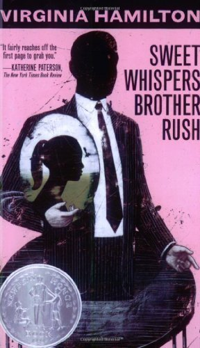 Sweet Whispers, Brother Rush 1st (first) Edition by Hamilton, Virginia published by Amistad (2001) (Sweet Whispers Brother Rush compare prices)