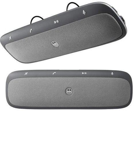 Motorola Roadster  Bluetooth In Car Speakerphone Manual