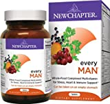 New Chapter Every Man Multivitamins, 120 Count