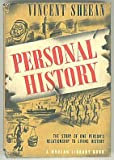 Image of Personal History; The Story of One Person's Relationship to Living History (Modern Library, 32.3)