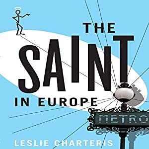 The Saint in Europe Audiobook