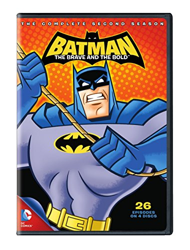 Batman: The Brave And The Bold- Season 2 at Gotham City Store
