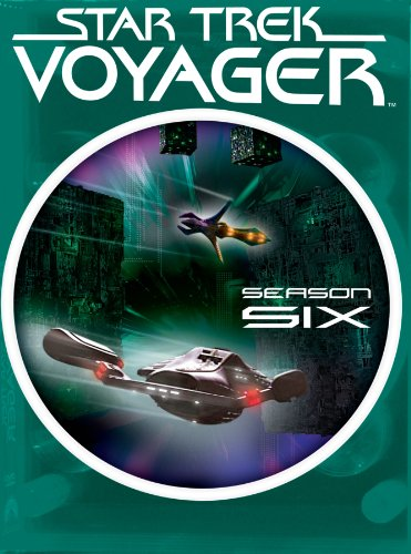 Cover art for  Star Trek Voyager - The Complete Sixth Season