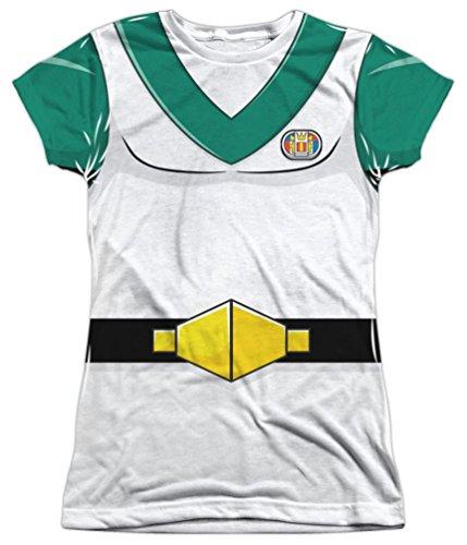 Sublimation: Junior Fit - Pidge Costume Voltron T-Shirt